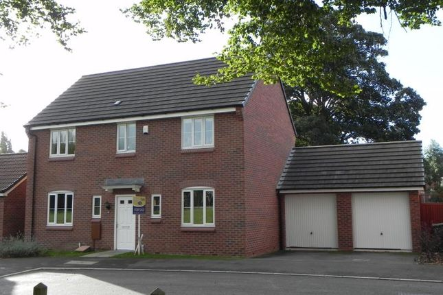 4 bed detached house for sale in Snowdrop Close, Hucknall, Nottingham
