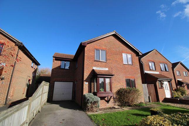 Thumbnail Detached house for sale in Hood Close, Locks Heath, Southampton