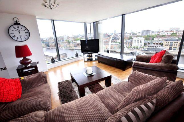 Thumbnail Flat to rent in Baltic, Baltic Quay, Gateshead