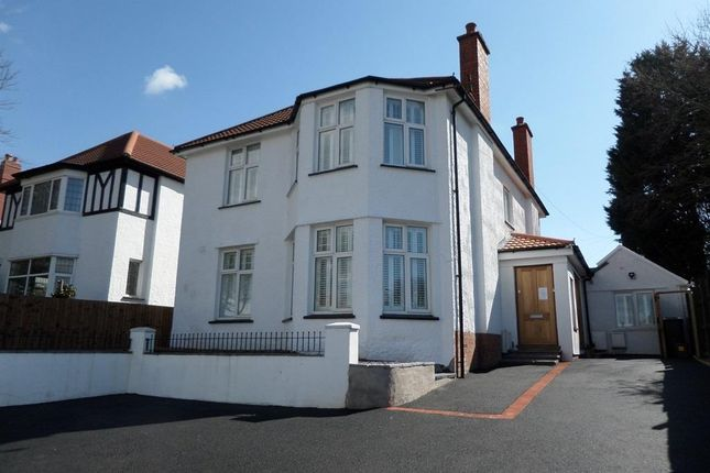 Thumbnail Flat for sale in Waungron Road, Llandaff, Cardiff