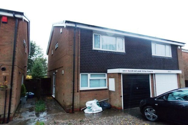 Thumbnail Semi-detached house to rent in Middleton Hall Road, Birmingham