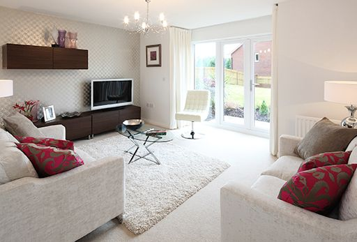 "Thumbnail Detached house for sale in ""Glenmore"" at Mugiemoss Road, Bucksburn, Aberdeen"