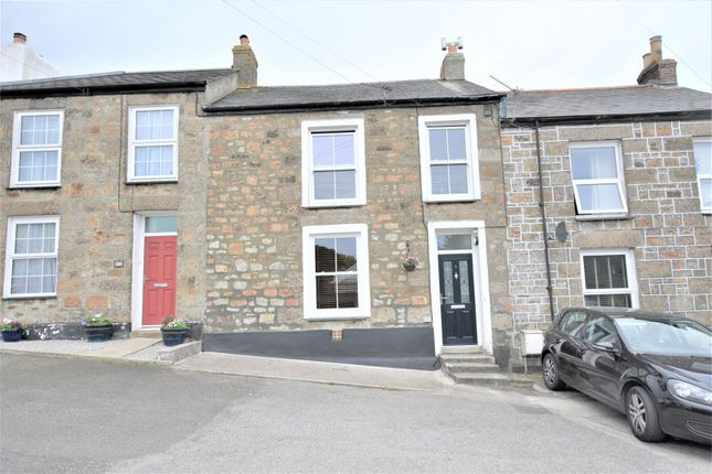 Thumbnail Terraced house for sale in Vean Terrace, Camborne