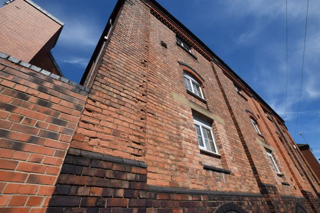 Thumbnail Flat to rent in Manchester Street, Derby