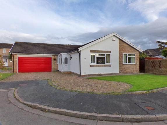 Thumbnail Bungalow for sale in Dodgson Close, Llandudno, Conwy