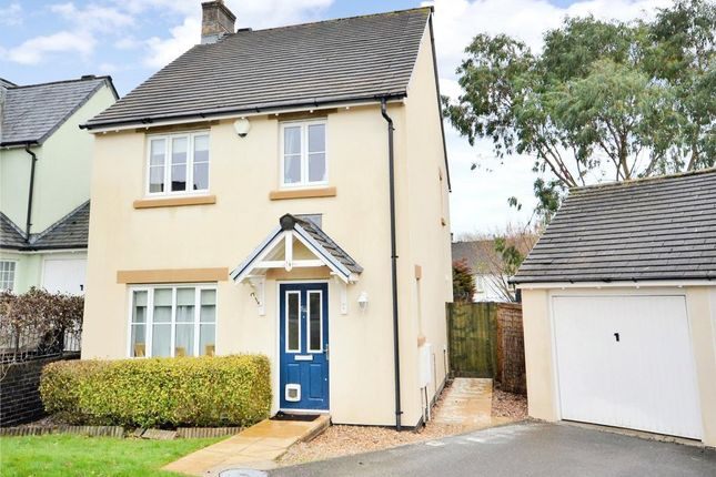 Thumbnail Detached house for sale in Boconnoc Avenue, Callington, Cornwall