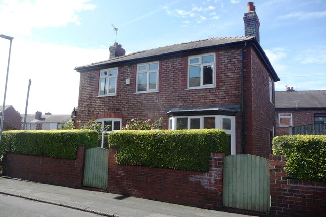 Thumbnail Detached house for sale in Surrey Street, Warrington
