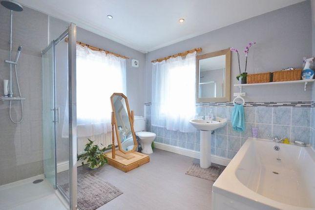 Bathroom of The Groves, Hensingham, Whitehaven CA28