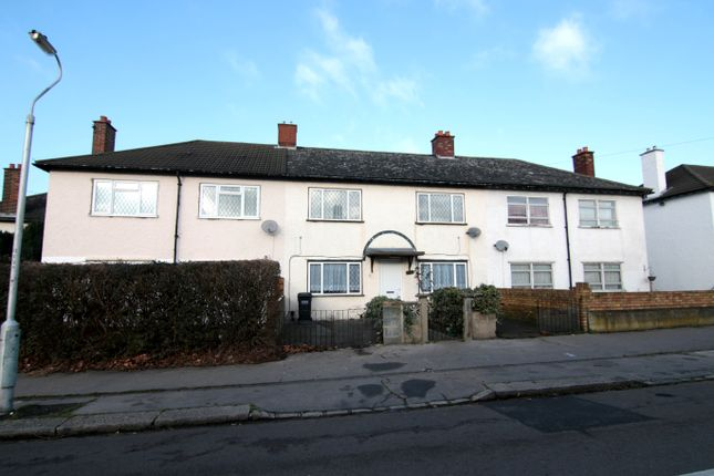 Thumbnail Terraced house to rent in Highbury Avenue, Thornton Heath