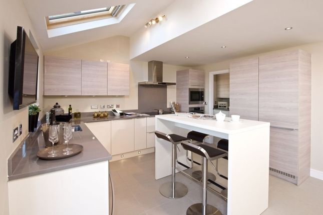Thumbnail Detached house for sale in The Emerson, Morda, Oswestry