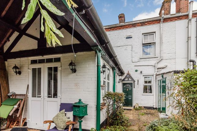 Thumbnail End terrace house for sale in Calcott Farm Cottage, Canterbury, Kent