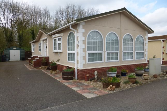Thumbnail Mobile Park Home For Sale In Plumtree Marham Kings