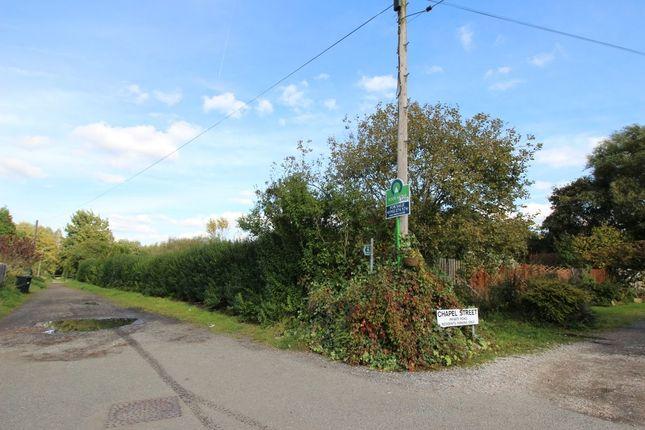 Thumbnail Land for sale in Grange Road, Bickershaw, Wigan