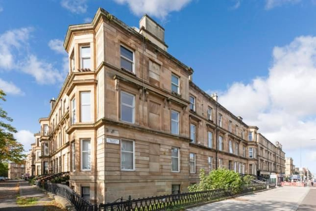 Thumbnail Flat for sale in Queens Drive, Glasgow, Lanarkshire