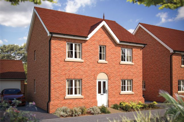 Thumbnail Detached house for sale in Plot 68 - The Ludlow, Ribbans Park, Foxhall Road, Ipswich, Suffolk