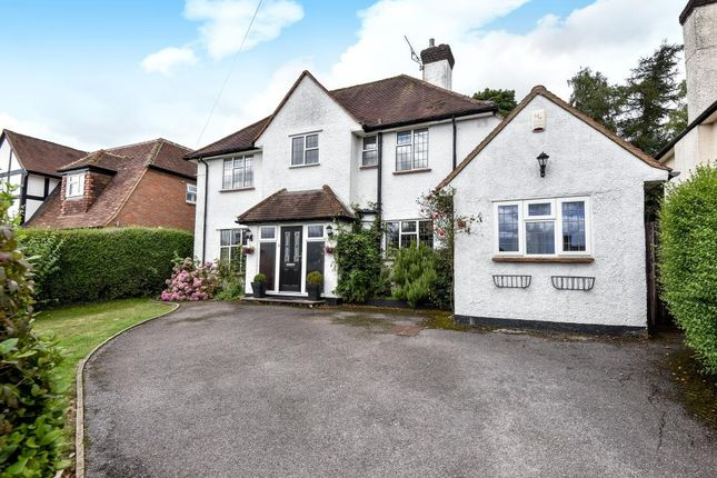 Thumbnail Detached house to rent in Amersham Hill Drive, High Wycombe