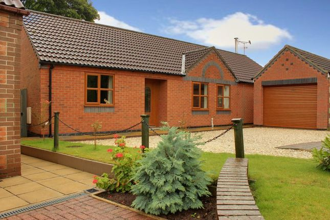Thumbnail Detached bungalow for sale in Pickering Park, Middleton On The Wolds, Driffield