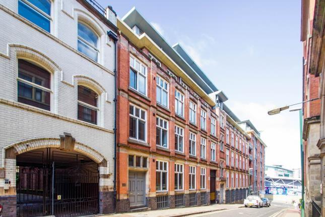 Thumbnail End terrace house for sale in Lexington Place, 7 Plumptre Street, Nottingham, Nottinghamshire