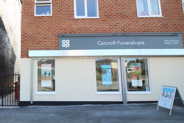 Thumbnail Flat to rent in Skellow Road, Skellow, Doncaster