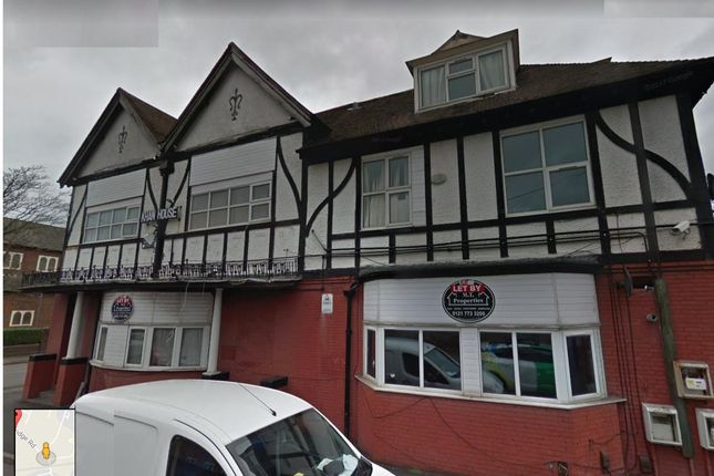 Thumbnail Flat to rent in Bridge Road, Birmingham