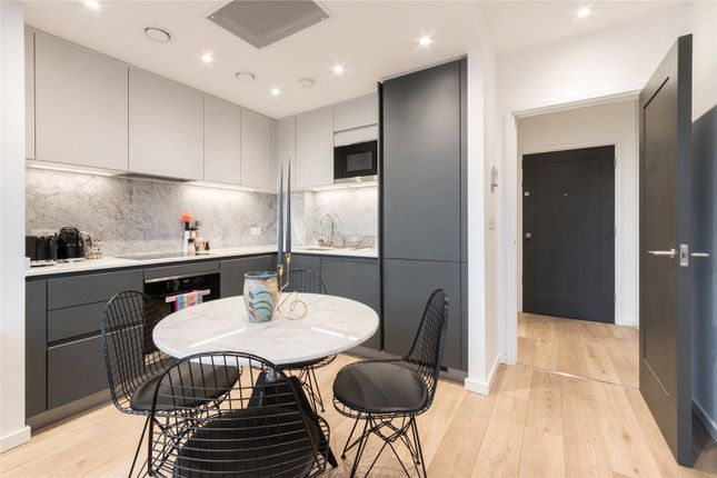 Kitchen of The Maple Building, Kentish Town, London NW5