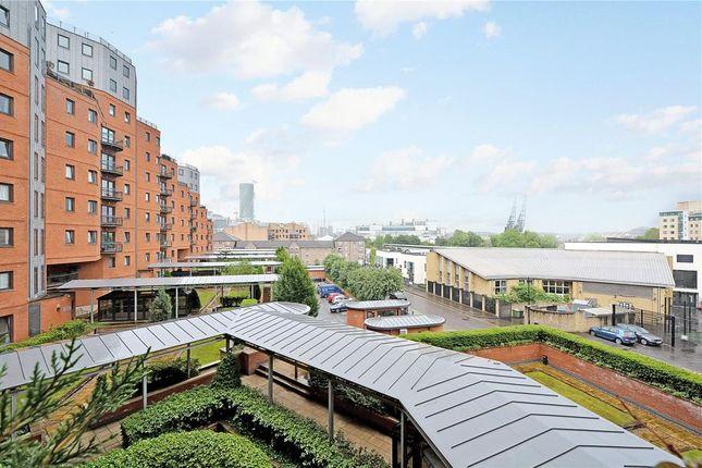 Thumbnail Flat to rent in New Atlas Wharf, Arnhem Place, London