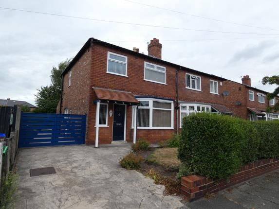 Thumbnail Semi-detached house for sale in Lambton Road, Chorlton, Manchester, Greater Manchester