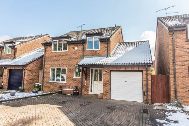 Thumbnail Detached house for sale in Elveden Close, Lower Earley, Reading