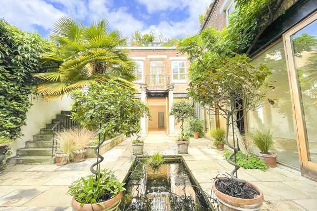 Thumbnail Detached house to rent in Roman Way, London