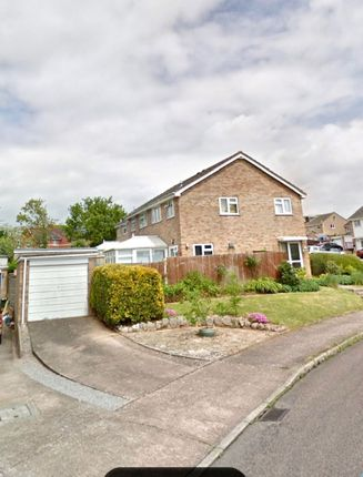Thumbnail Semi-detached house for sale in 42 Hollymount Close, Exmouth, Devon