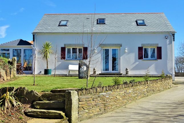 Thumbnail Barn conversion for sale in Trewennen Road, St Teath