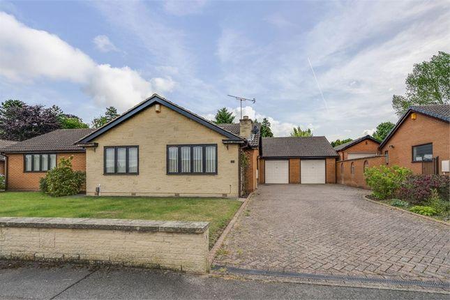 Thumbnail Detached bungalow for sale in Sparken Dale, Worksop, Nottinghamshire