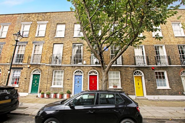 Thumbnail Terraced house to rent in Batchelor Street, London