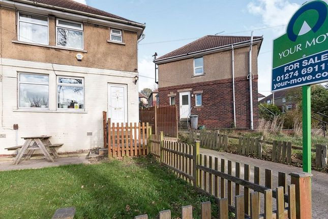 Thumbnail Semi-detached house to rent in Cameron Avenue, Wyke, Bradford