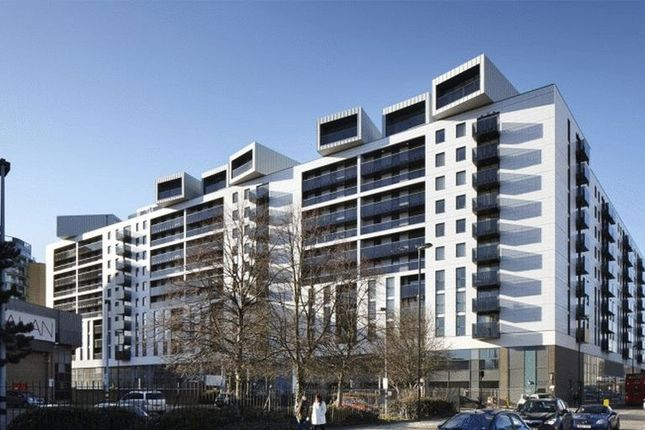 Thumbnail Flat to rent in Swanton Court, Thurston Point, Lewisham