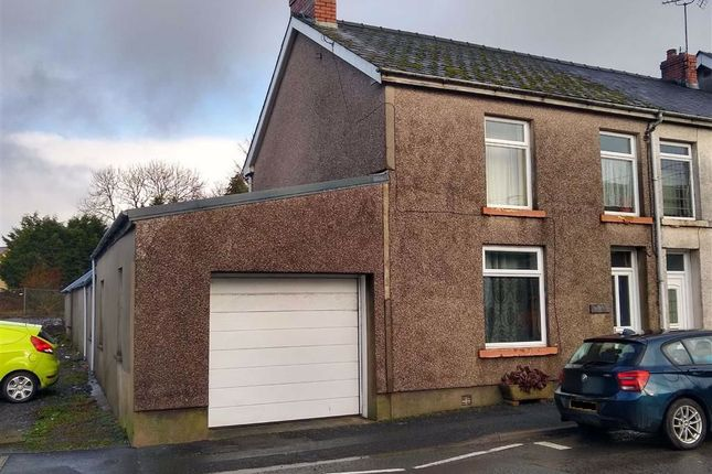 Thumbnail Semi-detached house for sale in Market Street, Whitland, Carmarthenshire