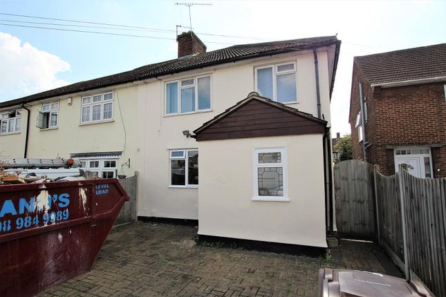 Thumbnail Semi-detached house to rent in Romsey Road, Dagenham, Essex