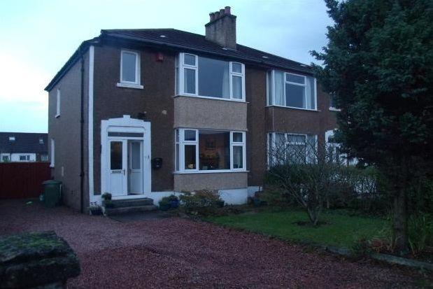 Thumbnail Semi-detached house to rent in Avon Avenue, Bearsden, Glasgow