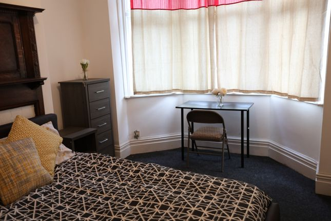Thumbnail Shared accommodation to rent in Harrow Harrow Road, Leicester