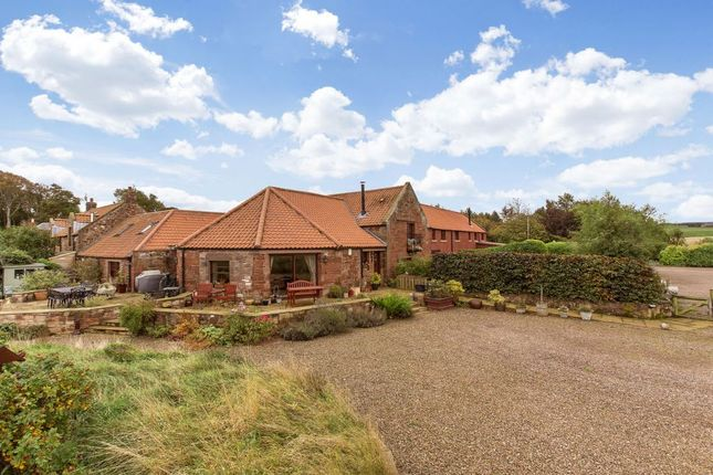 Thumbnail Equestrian property for sale in The Mill House, 4 Garvald Grange Steading, Garvald, Haddington