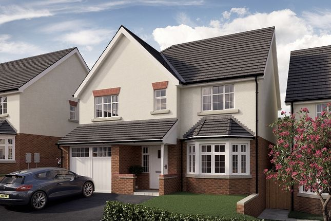 Thumbnail Detached house for sale in Sycamore Lane, Pontardawe, Swansea.