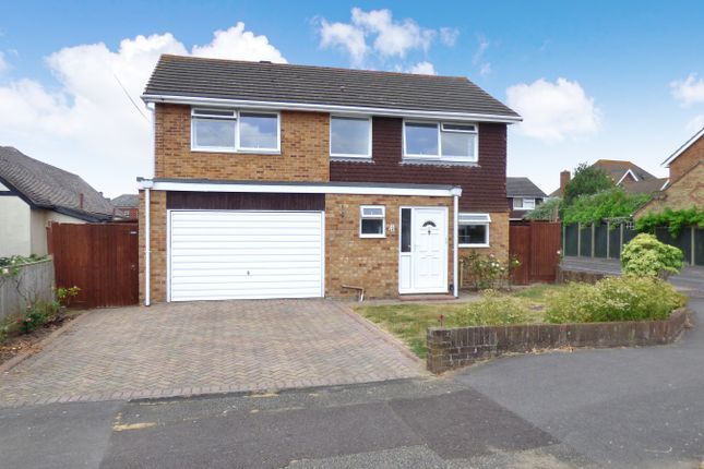Thumbnail Detached house to rent in Kings Road, Lee-On-The-Solent