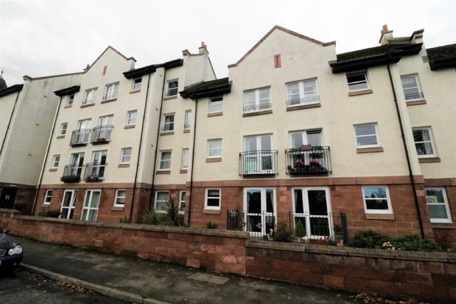 Thumbnail Flat for sale in Moravia Court, Market Street, Forres
