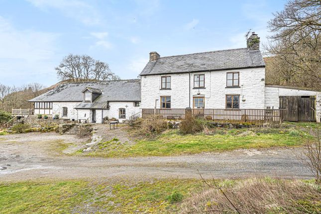 Thumbnail Detached house for sale in Rhayader, Powys