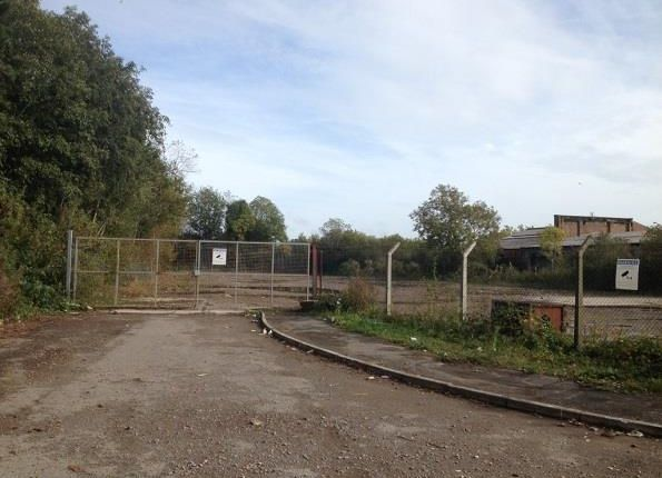 Thumbnail Land to let in Compound 1, North Road, Bridgend Industrial Estate, Bridgend CF31, Bridgend,