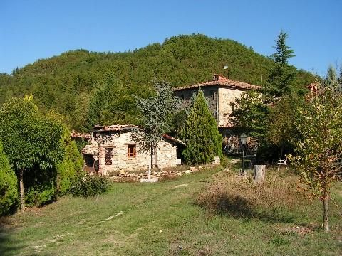 7 bed property for sale in Small Country Estate, Pietralunga, Umbria