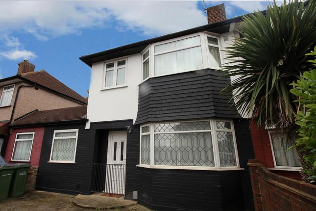 Thumbnail Terraced house to rent in Bracondale Road, London