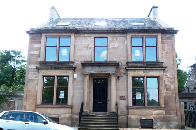 Thumbnail Flat for sale in Union Street, Greenock