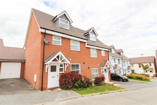 Thumbnail Property to rent in Yarrow Close, Andover