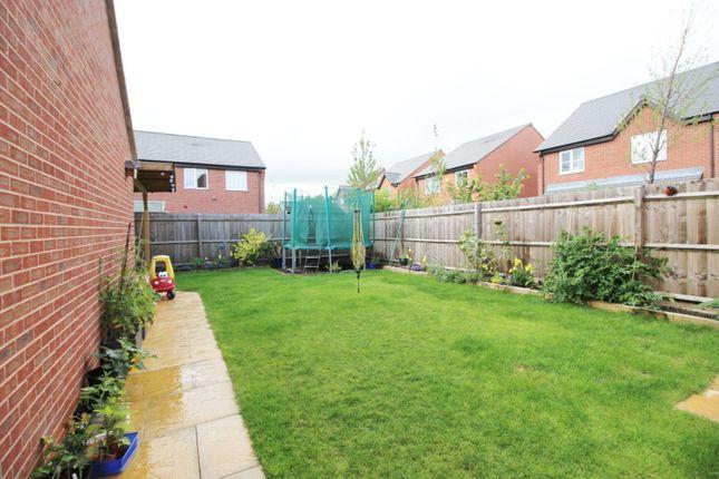 Garden 2 of Merevale Way, Stenson Fields, Derby, Derbyshire DE24